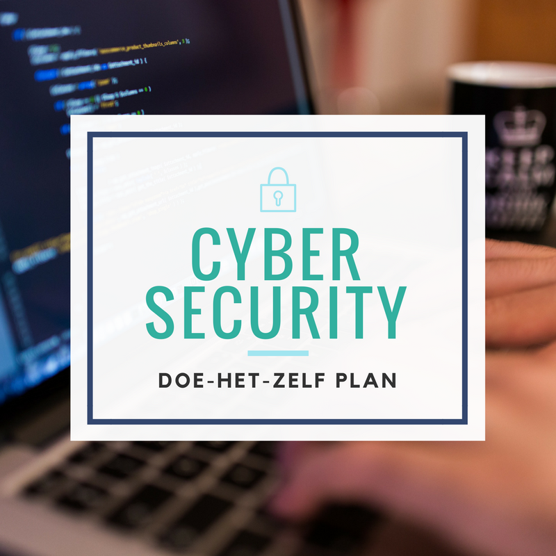 Doe-het-zelf Cybersecurity
